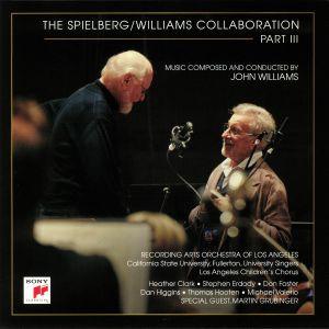 WILLIAMS, John/STEVEN SPIELBERG - The Spielberg/Williams Collaboration Part 3 (Soundtrack) (Deluxe Edition)