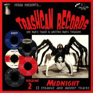 VARIOUS - Trashcan Records Volume 2: Midnight