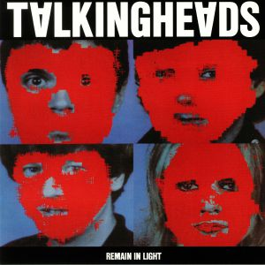 TALKING HEADS - Remain In Light (Record Store Day 2018)