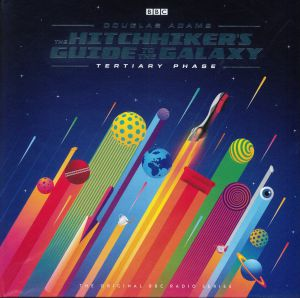 ADAMS, Douglas - The Hitchhiker's Guide To The Galaxy: Tertiary Phase (Soundtrack)