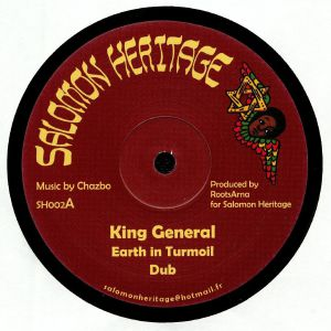 KING GENERAL/RAS TWEED - Earth In Turmoil