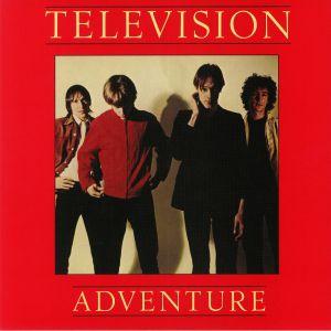 TELEVISION - Adventure (reissue)