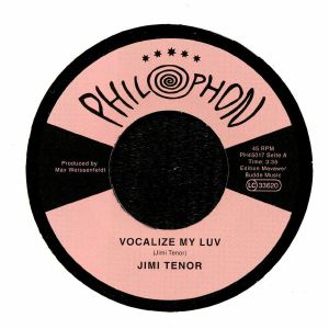 TENOR, Jimi - Vocalize My Luv
