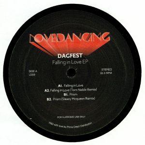 DAGFEST - Falling In Love EP