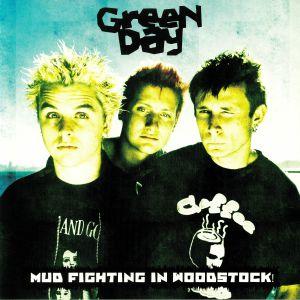 GREEN DAY - Mud Fighting In Woodstock!