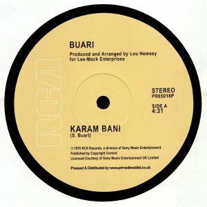 BUARI - Karam Bani