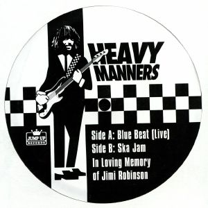 HEAVY MANNERS - Ska Jam