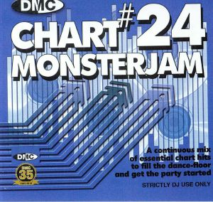 VARIOUS - DMC Chart Monsterjam #24 (Strictly DJ Only)