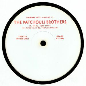 PATCHOULI BROTHERS, The - Tugboat Edits Volume 13