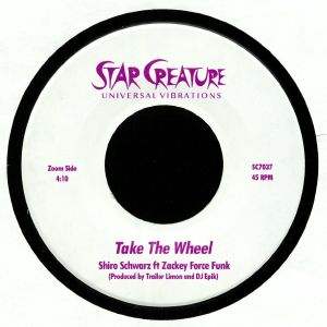 SCHWARTZ, Shiro/ZACKEY FORCE FUNK - Take The Wheel