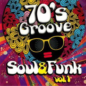 VARIOUS - 70s Groove Soul & Funk Vol 1