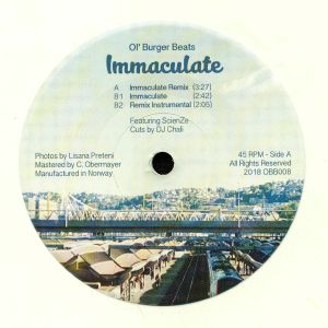 OL BURGER BEATS - Immaculate Remix