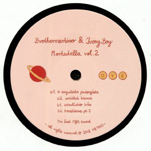 BROTHERMARTINO/IVORY BOY - Mortadella Vol 2
