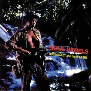 MARLEY, Bob & THE WAILERS - Soul Rebels