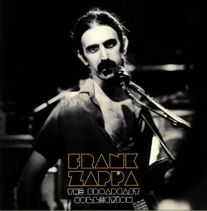 ZAPPA, Frank - The Broadcast Collection