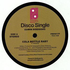 BIRDSONG, Edwin - Cola Bottle Baby