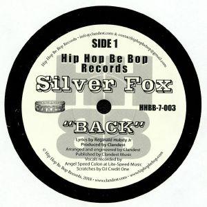SILVER FOX - Back