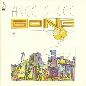 GONG - Angel's Egg (Radio Gnome Invisible Part 2) (remastered)