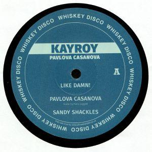 KAYROY - Pavlova Casanova