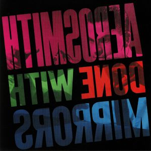 AEROSMITH - Done With Mirrors (reissue)