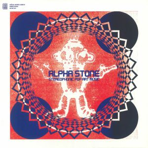ALPHA STONE - Stereophonic Pop Art Music (reissue)