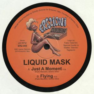 LIQUID MASK - Just A Moment (reissue)
