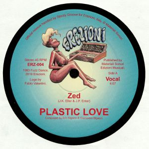 ZED - Plastic Love (official reissue)