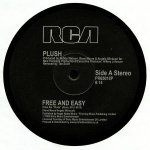 PLUSH - Free & Easy