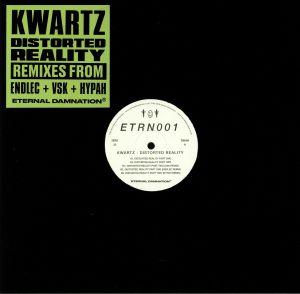 KWARTZ - Distorted Reality (remixes)