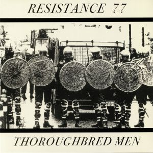 RESISTANCE 77 - Thoroughbred Men