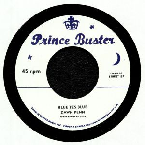 PENN, Dawn/PRINCE BUSTER - Blue Yes Blue