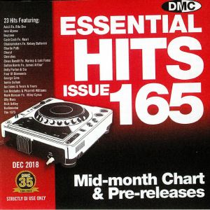 VARIOUS - DMC Essential Hits Issue 165 (Strictly DJ Only)