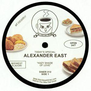 EAST, Alexander - Hazy Shade Of Love