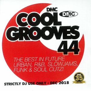 VARIOUS - Cool Grooves 44: The Best In Future Urban R&B Slowjams Funk & Soul Cutz! (Strictly DJ Only)