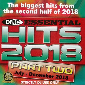 VARIOUS - Essential Hits 2018 Part Two: July-December (Strictly DJ Only)