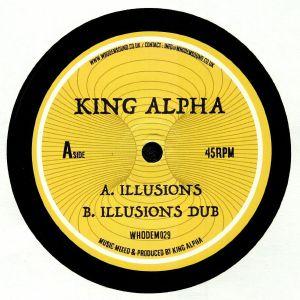KING ALPHA - Illusions