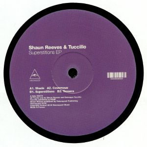 REEVES, Shaun/TUCCILLO - Superstitions EP