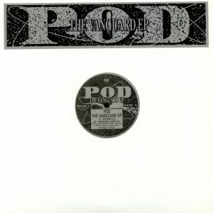 POD aka KENNY LARKIN - The Vanguard EP (reissue)