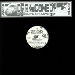 DARK COMEDY aka KENNY LARKIN - Corbomite Manuever EP (reissue)