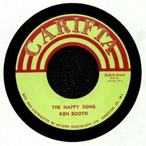 BOOTH, Ken/REGGAE BOYS - The Happy Song