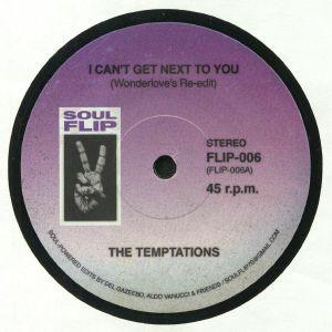 TEMPTATIONS, The/JACK HAMMER - Soul Flip Edits 6