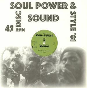 SOUL POWER & SOUND - Yard Music
