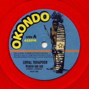 THOMPSON, Linval - Praise Jah Jah
