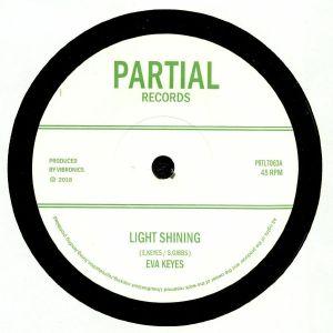 KEYES, Eva/VIBRONICS - Light Shining