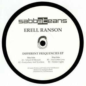 RANSON, Erell - Different Frequencies EP