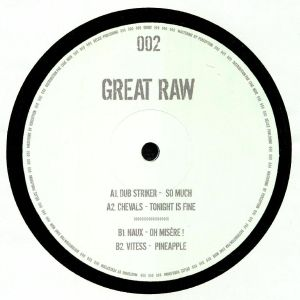 DUB STRIKER/CHEVALS/NAUX/VITESS - GR 002