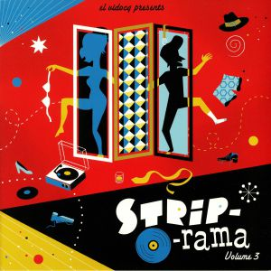 VARIOUS - Strip O Rama Vol 3
