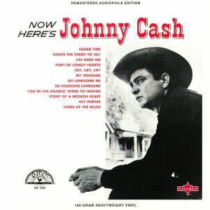 CASH, Johnny - Now Here's Johnny Cash (remastered)