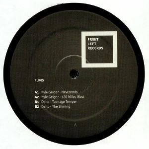 GEIGER, Kyle/DAITO - Front Left Records 05