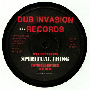 SEYON, Wellette/HUMBLE BROTHER/KAI DUB - Spiritual Thing